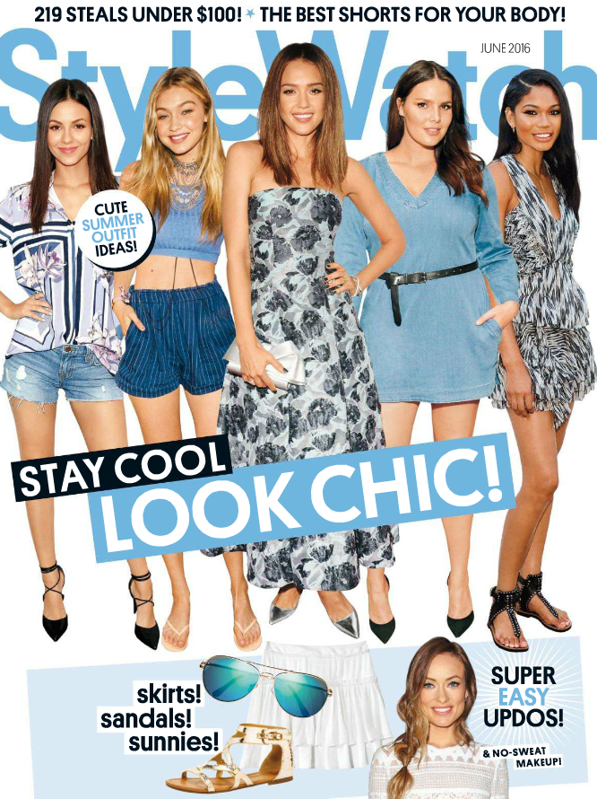 Stylewatch cover june 2016